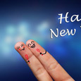 Открытка Happy New Year!