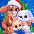 Открытка Снег – это маленькие звезды со вкусом Нового года