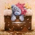 Открытка Поздравляю тебя с Днем рождения!
