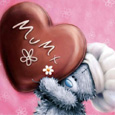 Открытка Шоколад для мамы